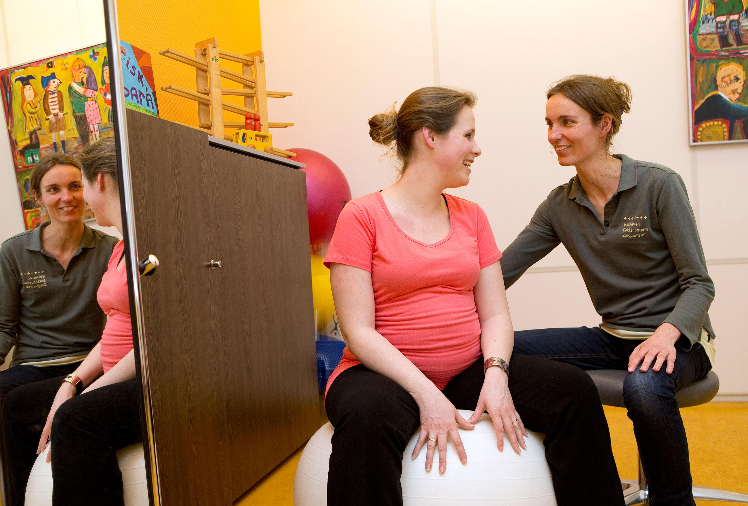 Zwanger En Nog Steeds Druk Pas Op Voor Bekkenpijn Heitmem