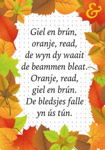 gedicht-bosk