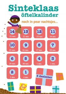 Sinterklaas-aftelkalender